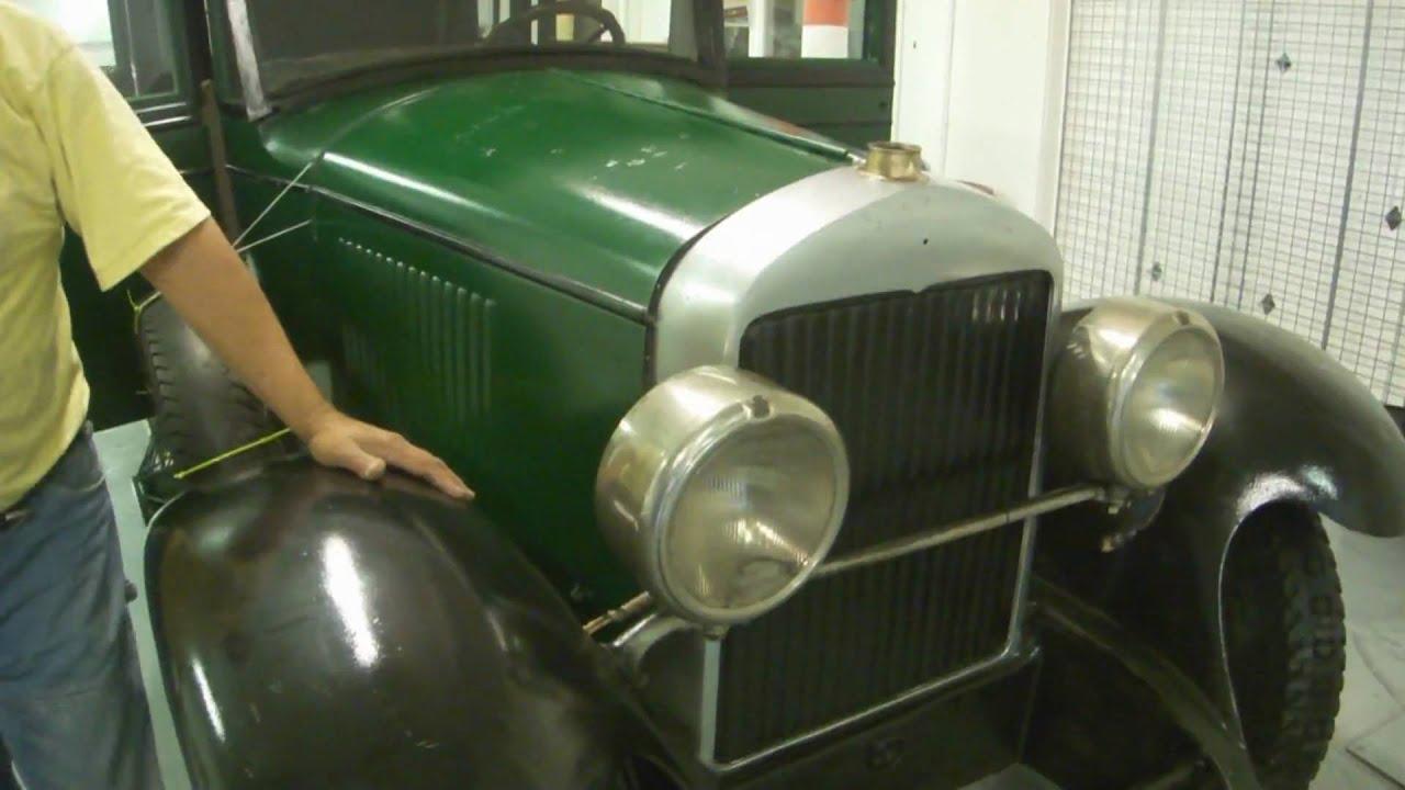 Limousine For Sale >> Al Capone's Car Classic 1927 Armored Cadillac Limousine