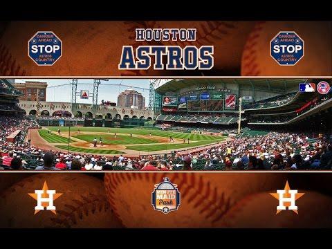 mlb-liga.de ☆ Regular Season 1 ☆ Washington Nationals @ Houston Astros