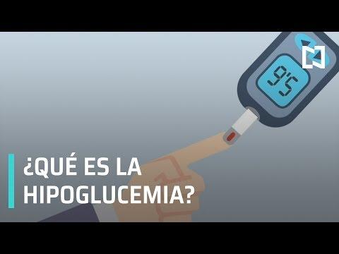 ¿Qué es la hipoglucemia? - A las Tres