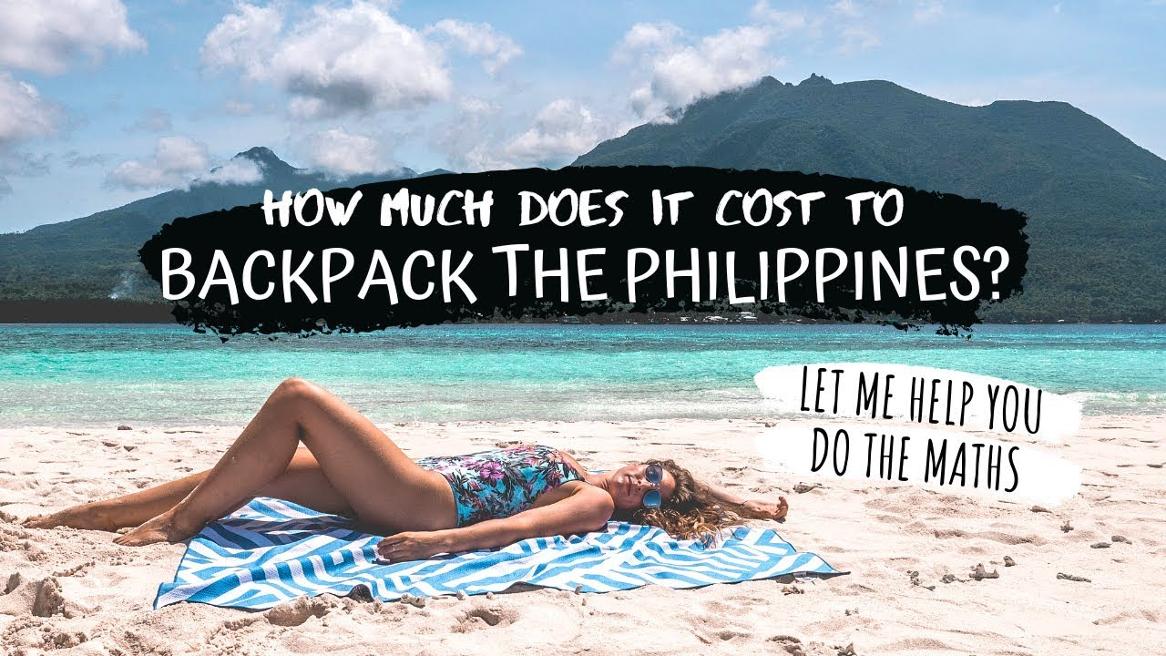 How Much Does it Cost to Backpack the Philippines?