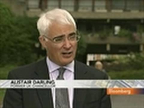 Darling Discusses Global Economy, Stimulus Programs: Video