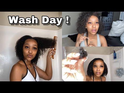 My Wash Day Routine 2019 *Updated*   LilJava