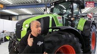 Ein 400 PS starker Traktor wird zum Taxi umgewandelt (Folge 01)
