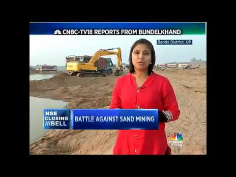 Sand Mining: An Illegal Industry