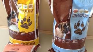 #кокеры 39. Новый корм для собак