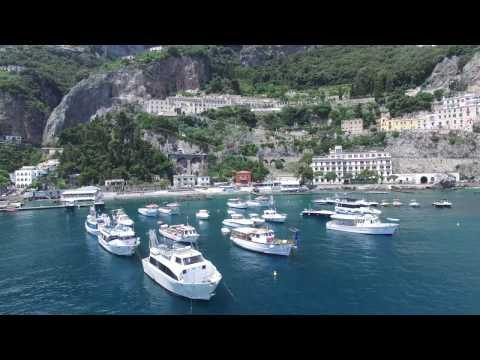 Amalfi Coast   Stunning 4k Video ***Featured on Travel & Leisure *** HD