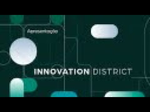 Lançamento Innovation District