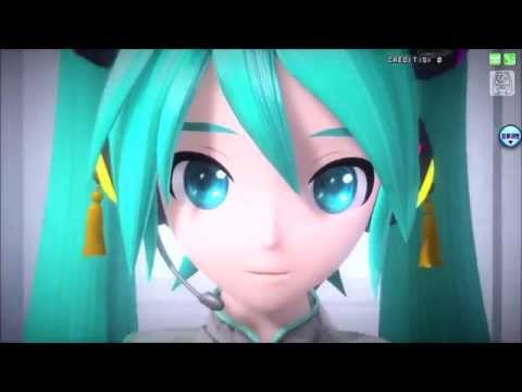 Hatsune Miku Tokyo Teddy Bear 「東京テディベア」 Project DIVA Arcade Future Tone (HD)