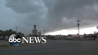 Tornadoes slice through homes in Iowa l ABC News