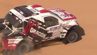 Powered by Nissan || AbuDhabi Desert Challenge 2018