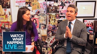 Does Andy Cohen Dye His Hair? | @sk Andy | WWHL