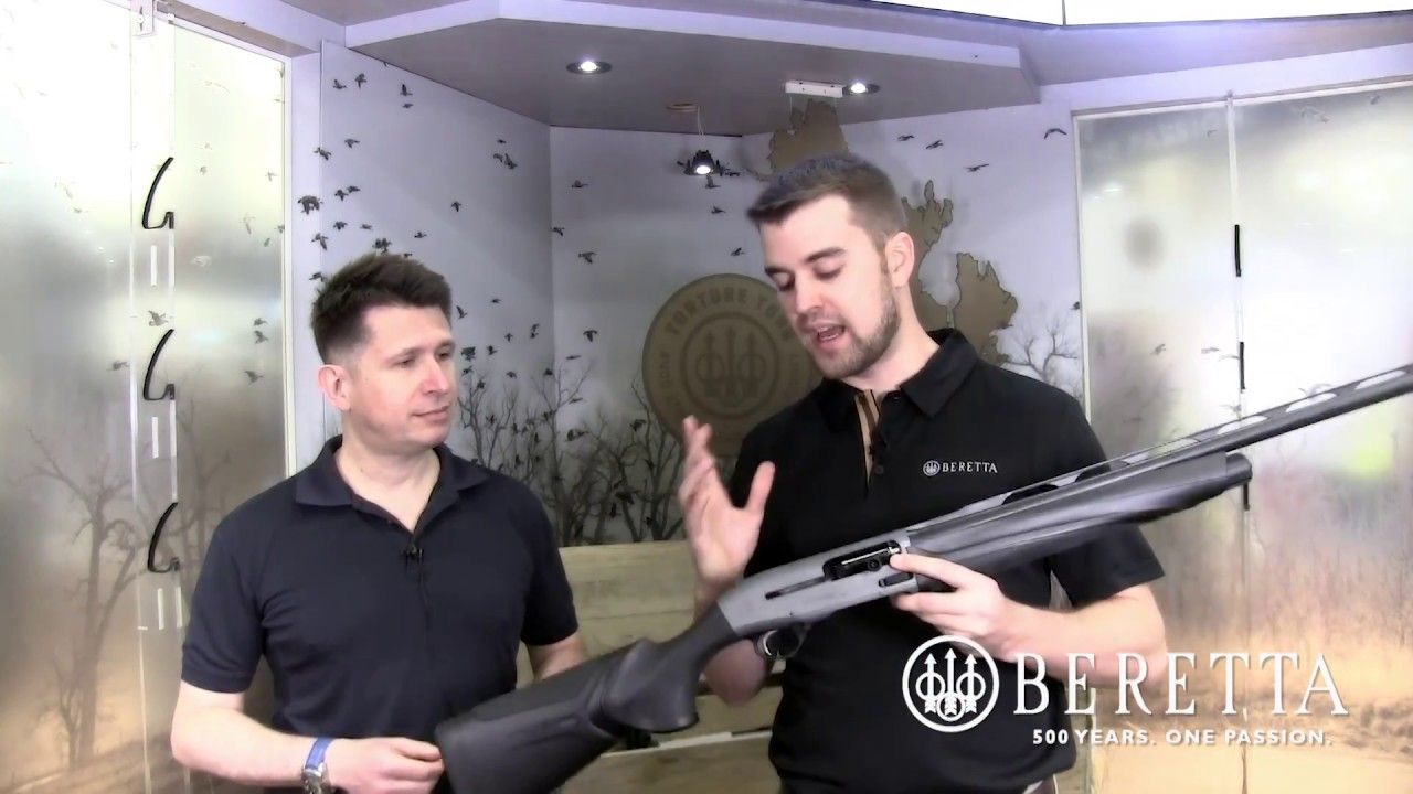 Report from SHOT Show: Beretta's Newest Products