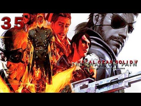 Metal Gear Solid V: The Phantom Pain - Misiones Secundarias de la Mother Base