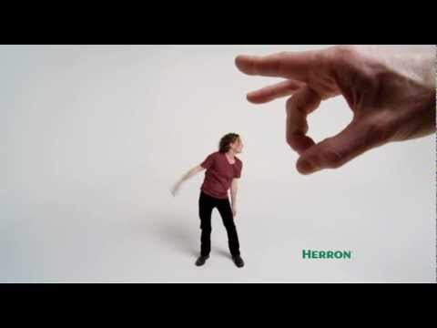 Herron. Know your pain. Know your relief. TV Commercial 1.