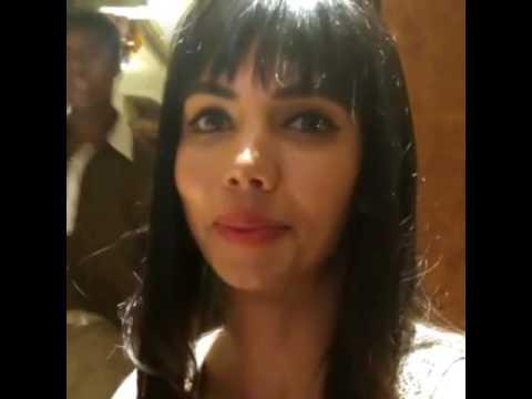 Indian golfer Sharmila Nicolett talks shop