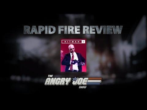 Hitman 2 Rapid Fire Review
