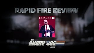 Hitman 2 Rapid Fire Review
