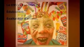 Top 6 des additifs alimentaires dangereux