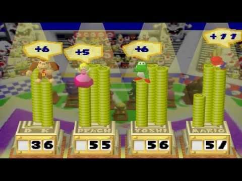 Mario Party 1 - Mini Game Stadium