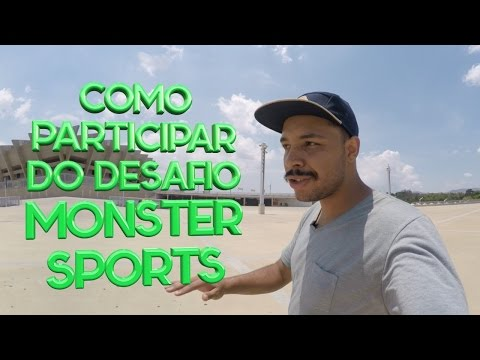 Como Participar do Desafio Monster Sportes