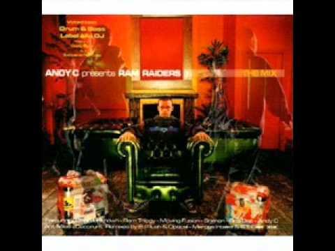 RAM Raiders Andy C 2001 The Mix