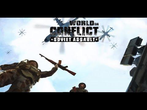Прохождение World in Conflict - Часть 4: Воссоединение