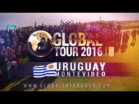 Global Tour 2016: Global InterGold in Uruguay has a total success!