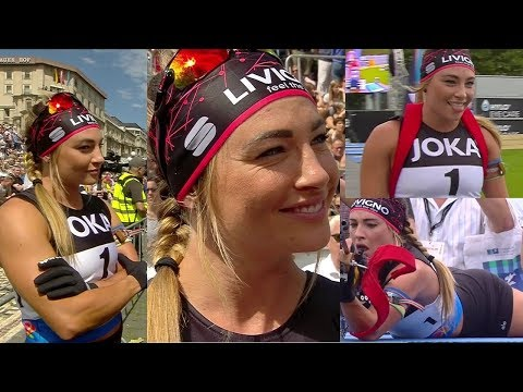 Dorothea Wierer - Summer Biathlon