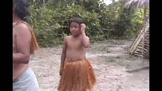 Repeat youtube video This is a family in the Amazon, yagua indian family - snake bite