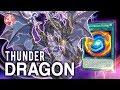 Thunder Dragon Deck (August/ Agosto 2018) + Análisis 📈   TESTING OCG [ENG SUBS]