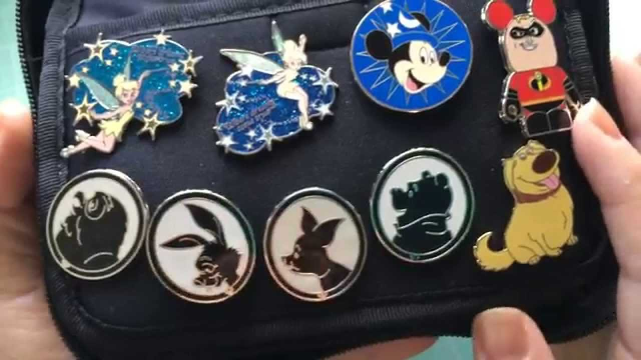 Disney Pin Pins Trading Haul And Experience Youtube