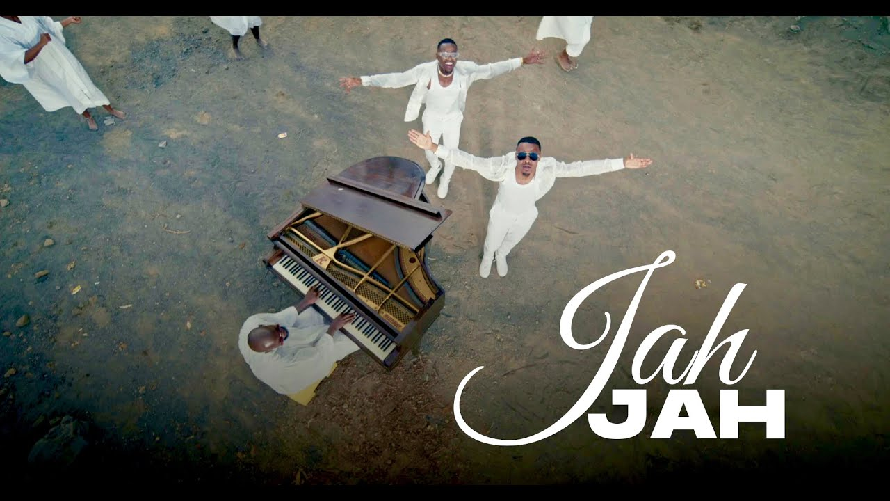 Download Tommy Flavour feat Alikiba - Jah Jah (Official Music Video)