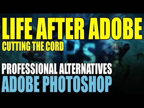 TOP 5 Best Adobe Photoshop CC Alternatives Life After Adobe thumbnail