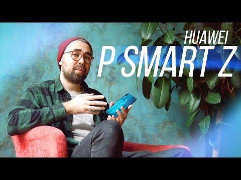Обзор Huawei P Smart Z - и как он после месяца? [4]