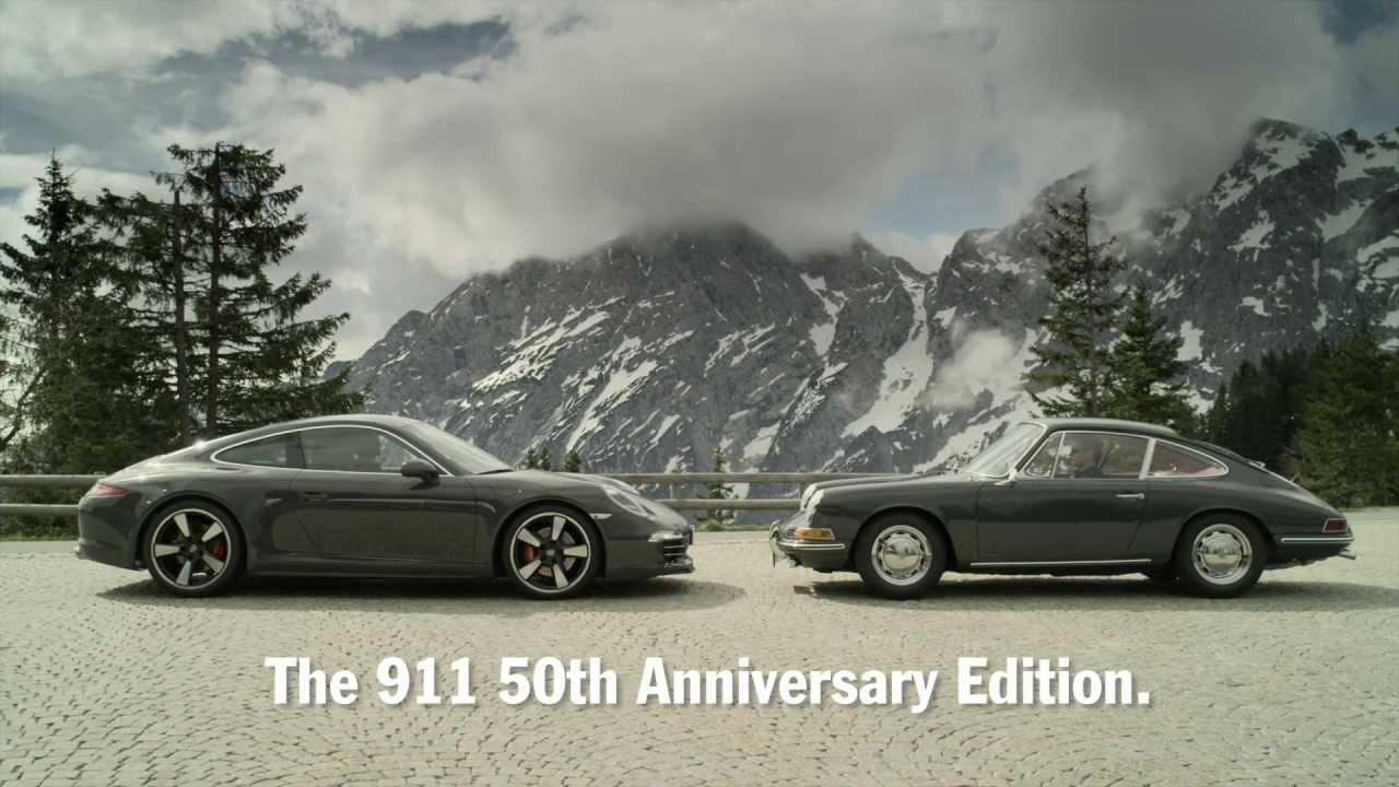 Tradition Future The 911 50th Anniversary Edition Youtube