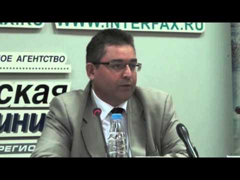 Игорь Халин председатель Избирательной комиссии Тюменской области