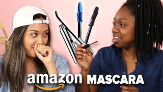 Women Try Amazon's Top-Selling Mascaras