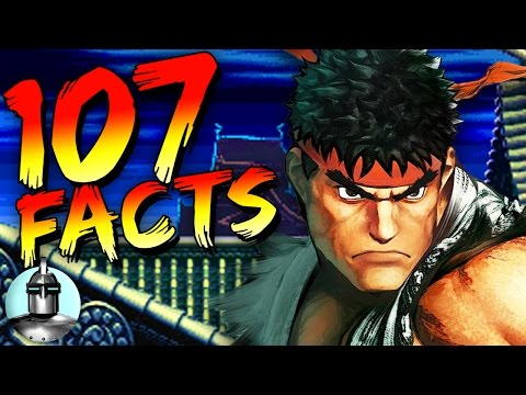 107 Street Fighter Facts YOU Should Know | The Leaderboard