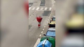 Guardia Civil denuncia a dos hermanos que aparecen bailando en la calle