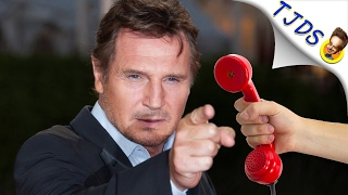 Liam Neeson Repeatedly Insists He's Not Dead In Bizarre Conversation