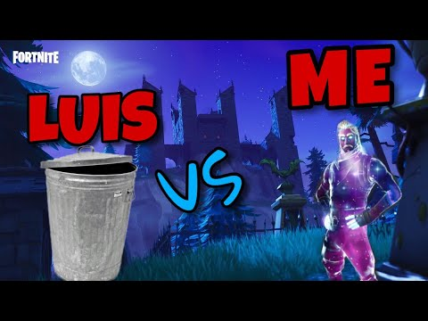 so I 1v1'd the fastest console editor (after me) SWAVY LUIS! - Fortnite