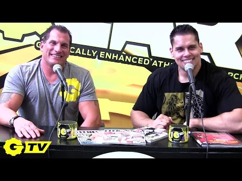 GEAR TV LIVE with Jeff The Producer! IFBB Pro Aaron Clark gives a 2014 Mr. Olympia Update!