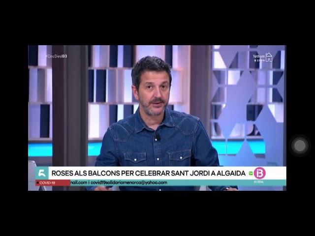 IB3 | Sant Jordi 2020 a Algaida