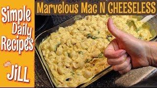 Marvelous Mac And Cheeseless Macaroni