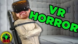 HORROR in VR! - Chair in a Room: Greenwater(Subscribe for more GTLive action! ▻▻http://bit.ly/1Oo7KH9 Freddy Brought His Friends! - TJOC:R ▻▻ http://bit.ly/1tkFhK4 Scariest New Horror - Sophie's Curse ..., 2016-06-12T17:15:47.000Z)