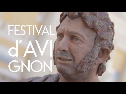 Le Festival d'Avignon 2016, visite de la ville !