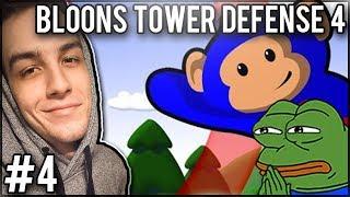 KRAN ZBYT MOCNY! - Bloons Tower Defense 4 #4