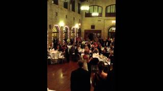 Fantastic Bride & Groom First Dance at St. Francis Hall