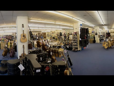 cranes music store