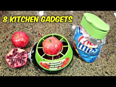 Download Youtube: 8 Kitchen Gadgets put to the Test - Part 20